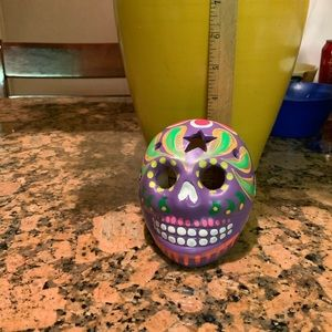 Calavera dia de muertos/ skull day of the dead